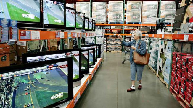 Costco TVs
