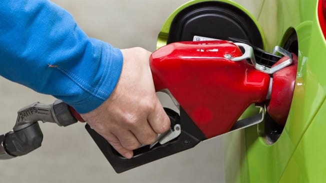 ATC gas pump Mazda2