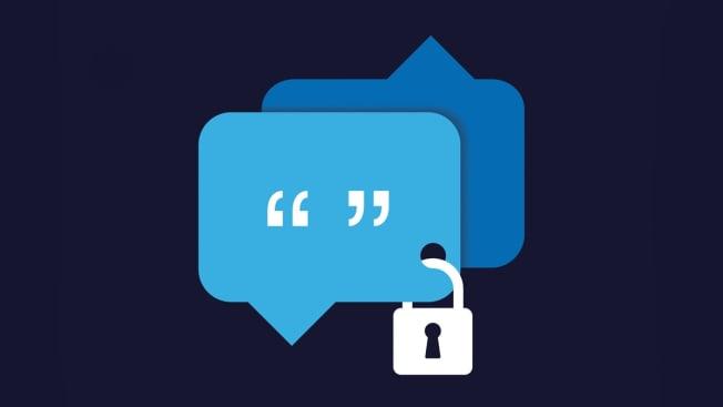 message encryption concept