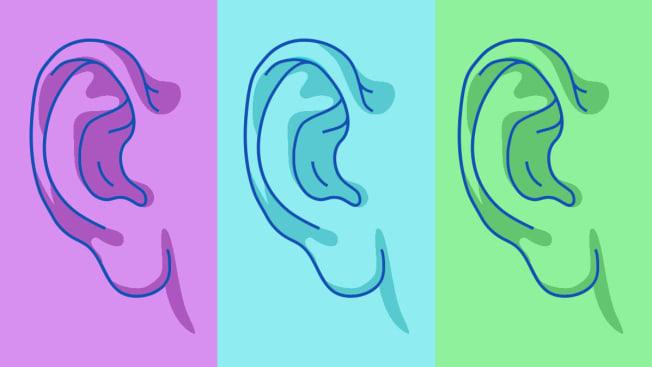 ear health concept