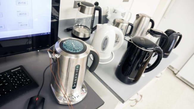 tea kettle testing