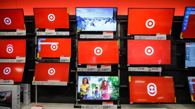 TVs at Target