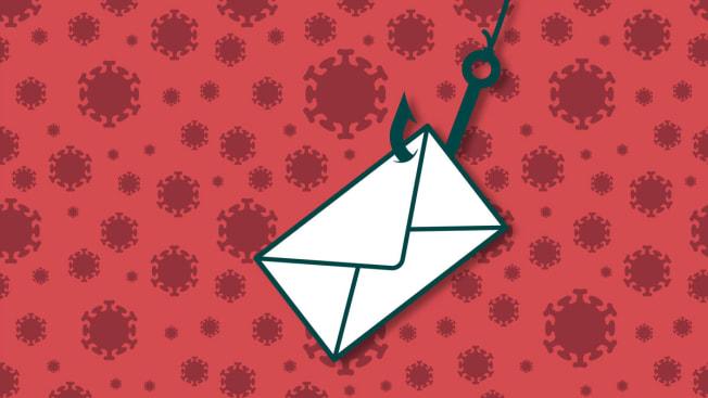 phishing scams and coronavirus