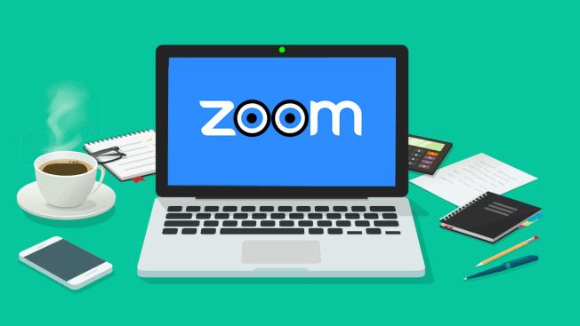 zoom laptop