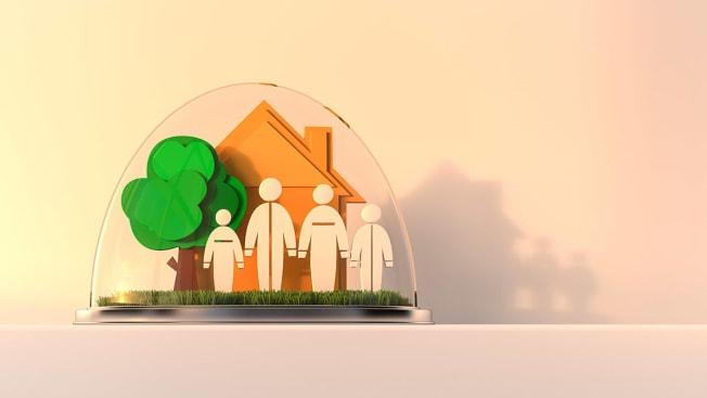 home bubble