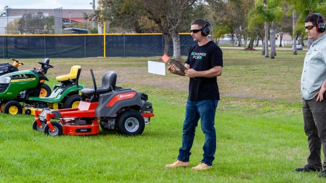 tractor testing