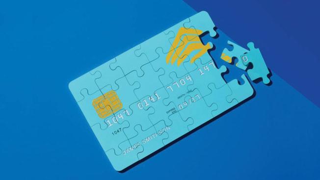credit card jigsaw