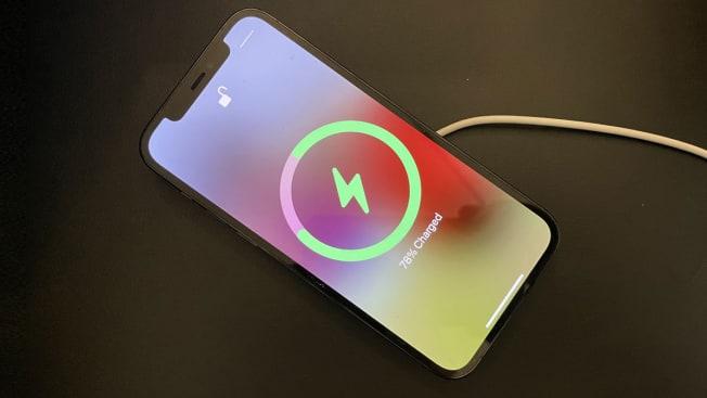 apple phone mag safe charging