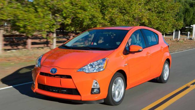 Toyota Prius C 2011-2012