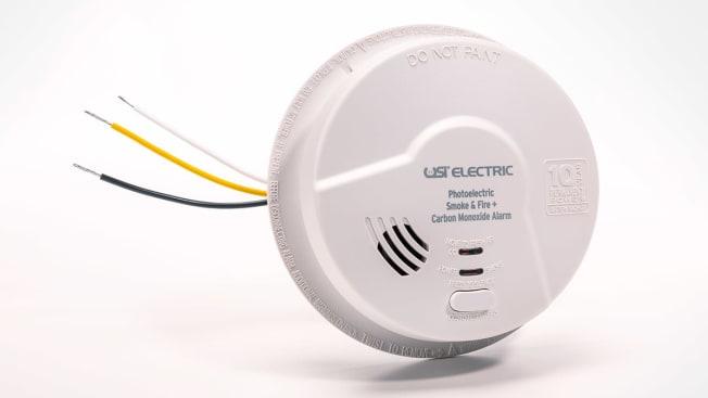 USI smoke detector