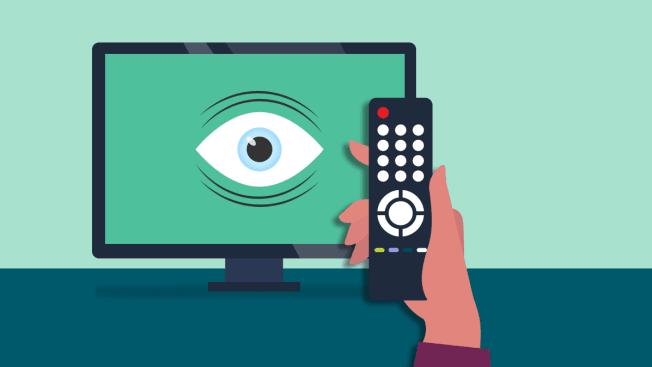 tv snooping
