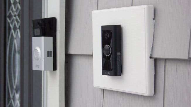 new ring doorbell