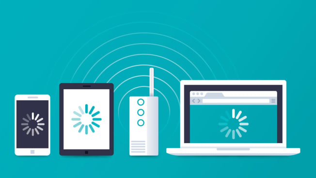 devices with wifi symbols