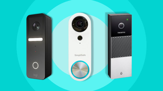 Logitech, SimpliSafe, Netatmo video doorbells