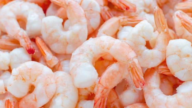 Cooked Frozen Shrimp