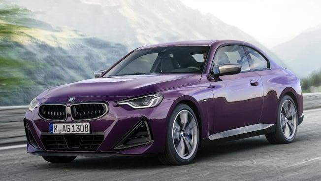 2022 BMW 2 Series M240i