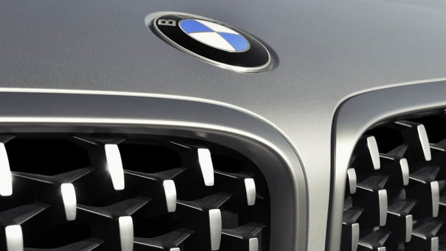 2019 BMW Z4 grille