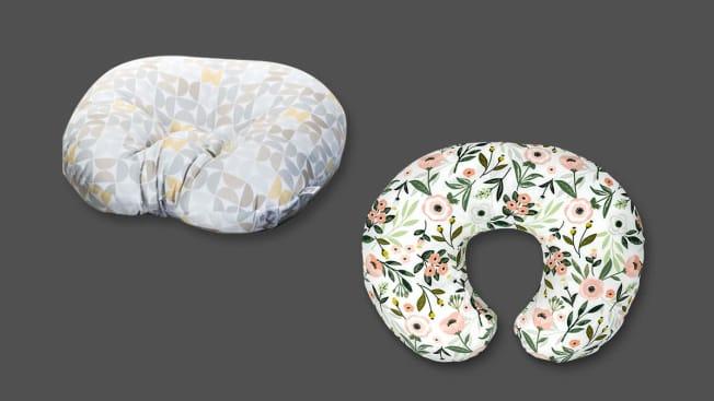 Boppy Nursing Lounger and Nursing Pillow