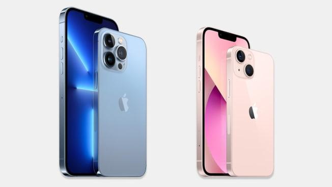Apple Iphone13ProMax, Iphone13Pro, Iphone13, Iphone13Mini