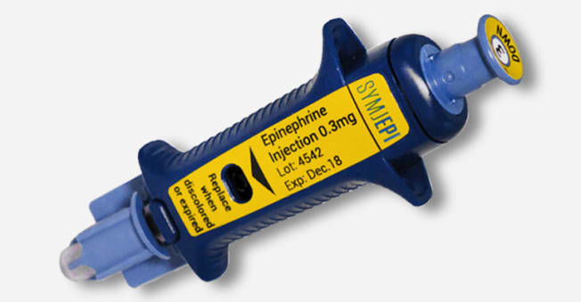 EpiPen product