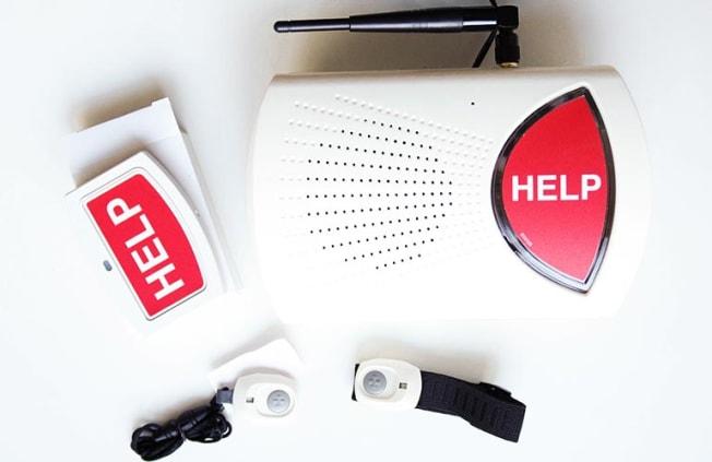 Bay Alarm Medical alert system