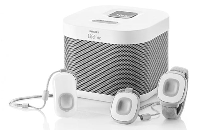 Philips Lifeline device