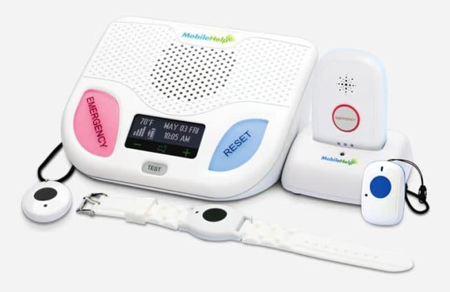 MobileHelp device
