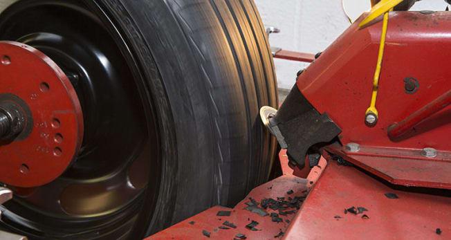 ATC Tire Shaving