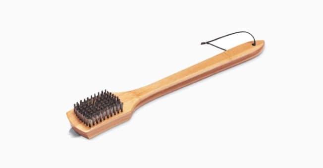 Weber Bamboo Grill Brush 6464