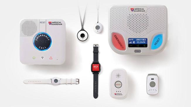 Medical Guardian Medical alert system