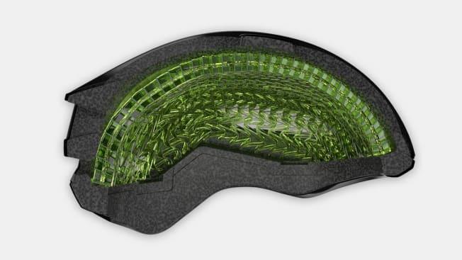 WaveCel bike helmet