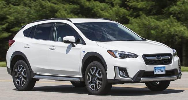 2019 Subaru Crosstrek Plug-In Hybrid