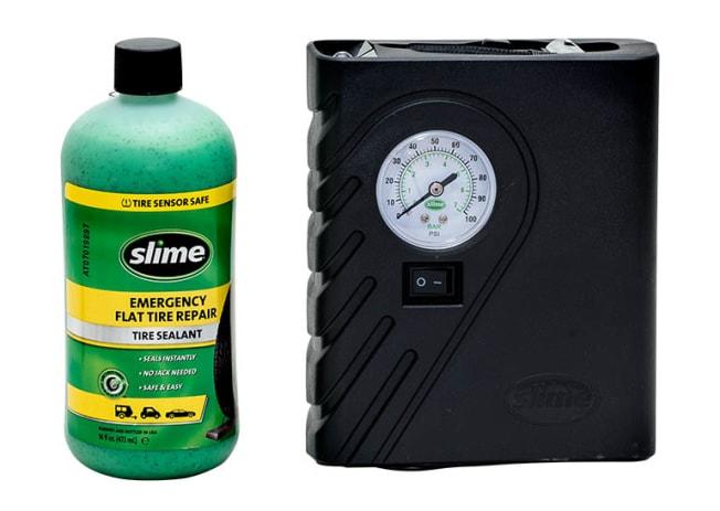 Tire Sealant Kit Slime Smart Spair