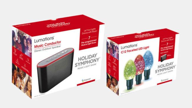 Luminations Holiday Synphony