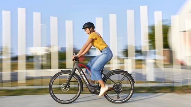 Trek Bicycle Allant Commuter