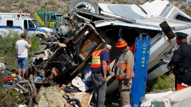 RV accident