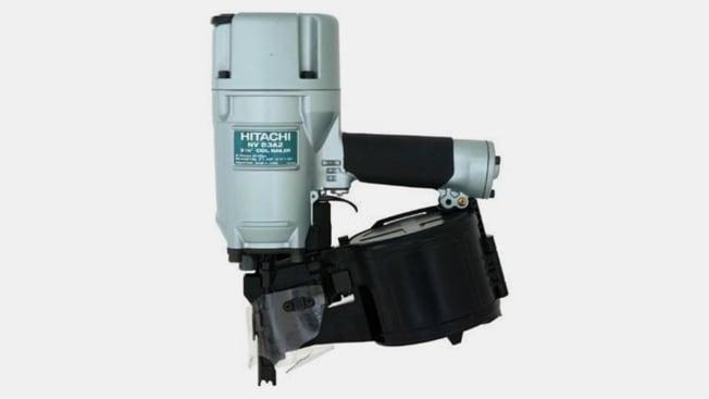 Hitachi nail gun.