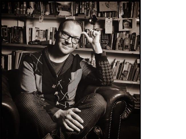 Portrait of Cory Doctorow