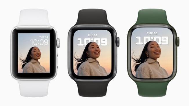 Apple Smart  watches 2021