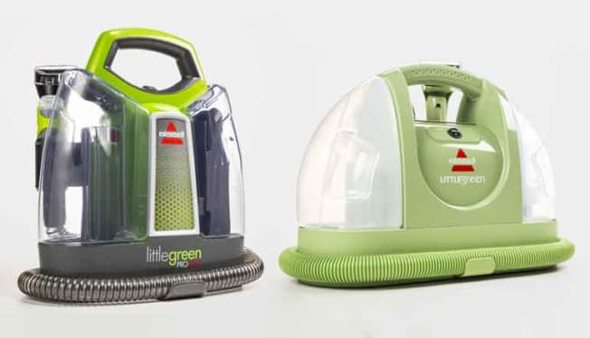 2 Bissell Upholstery Cleaners