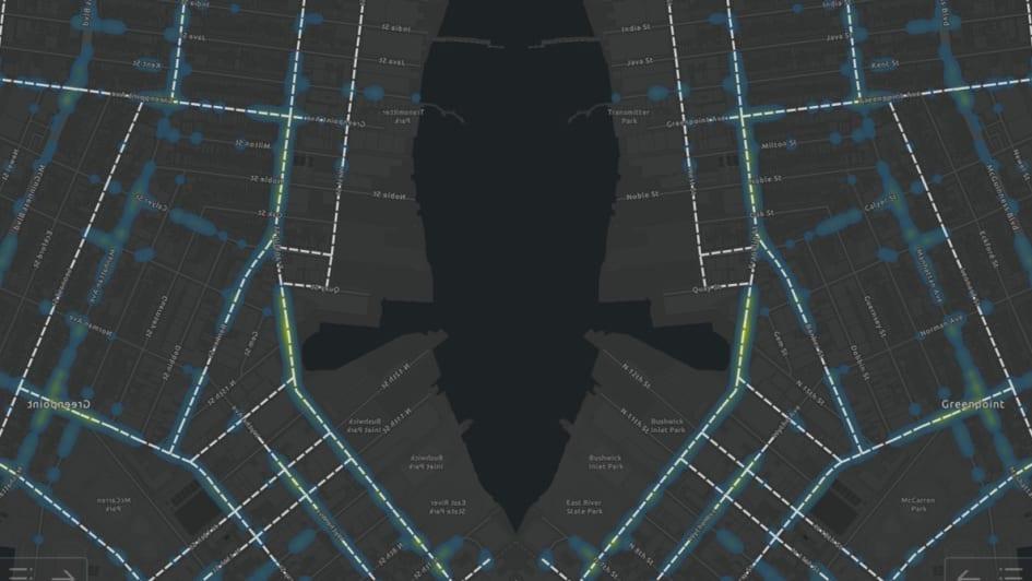Mobileye Map Wide