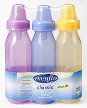 Evenflo Classic without BPA Custom Flow