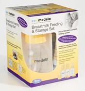 Medela Breast Milk Feeding and Storage Set
