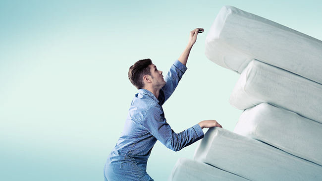 climbing mattresses