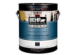 Behr Premium Plus Ultra paint