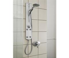 las columnas de ducha