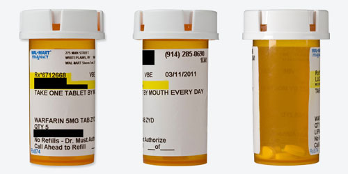 What are pharmacy label templates?