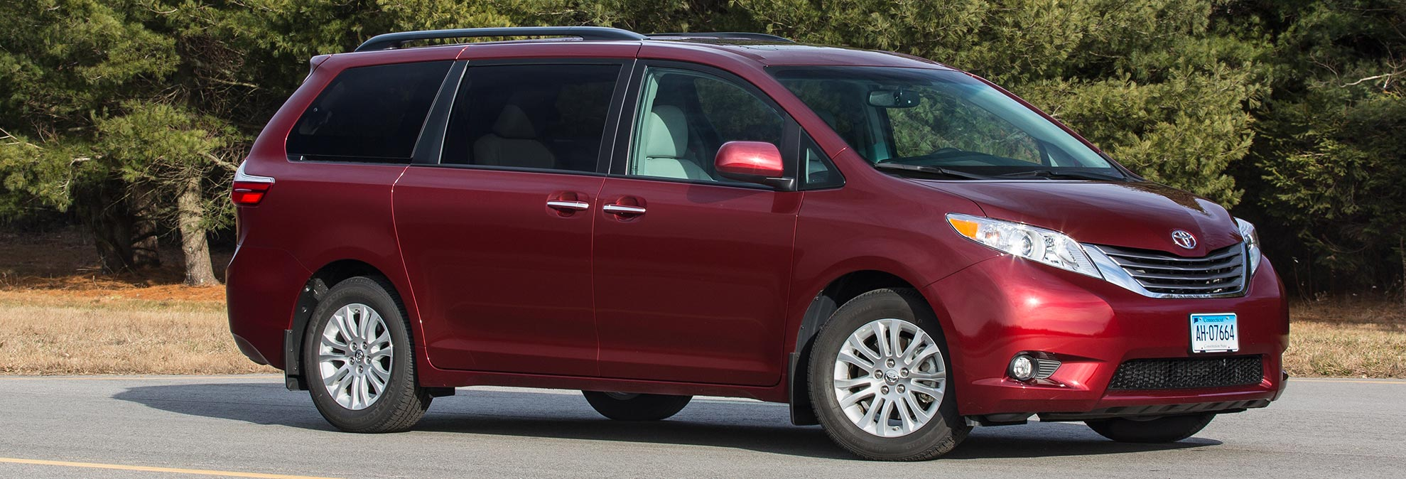 Updated 2017 Toyota Sienna Gains Power and Gears