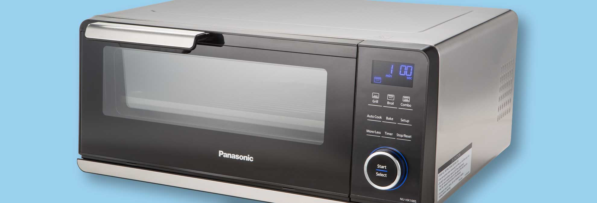 Panasonic Countertop Induction Oven Review - Consumer Reports