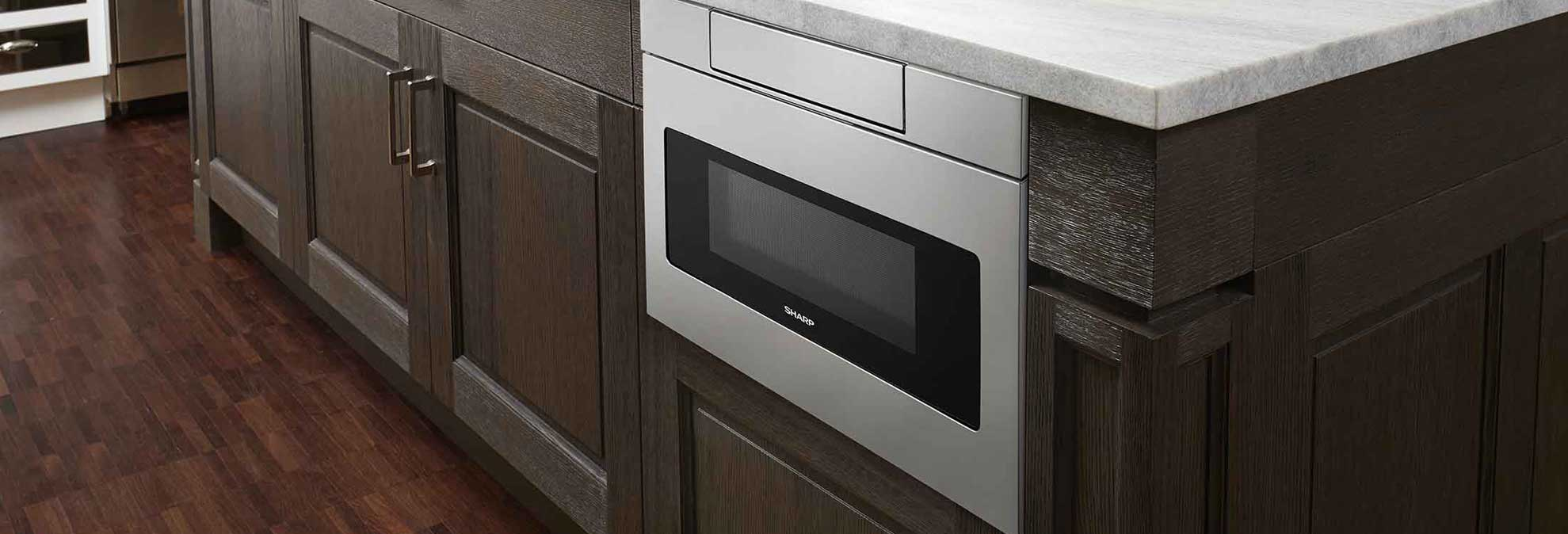 Appliance Drawers That Blend Into Your Kitchen Consumer Reports